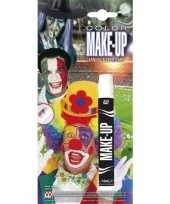 Witte make up applicator
