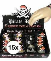 X piraten armbandjes kinderen 10104840