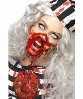 Zombie latex make up set