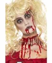 Zombie set inclusief bloedcapsules